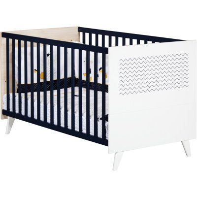 Lit little big bed 140x70cm hello Sauthon meubles