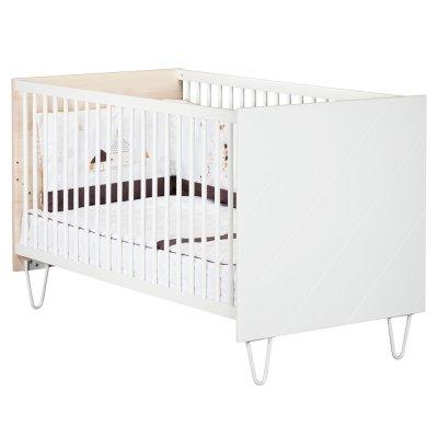 Lit little big bed 70x140cm happy Sauthon meubles
