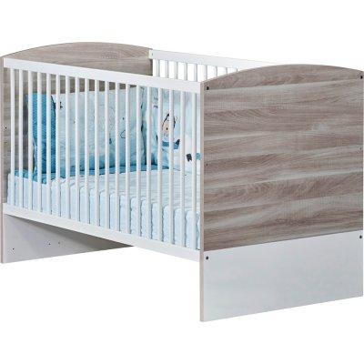 Lit little big bed 140x70cm vintage silex Sauthon meubles