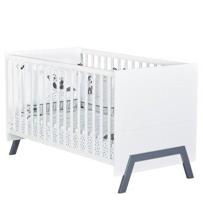 Lit little big bed 70x140cm graphic Sauthon meubles