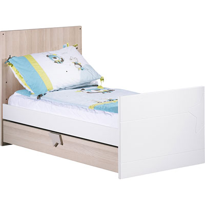 Lit little big bed 70x140cm norway Sauthon meubles