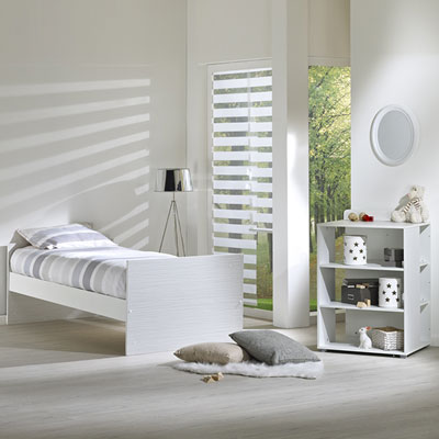Lit chambre transformable 60x120cm pitchou Sauthon meubles