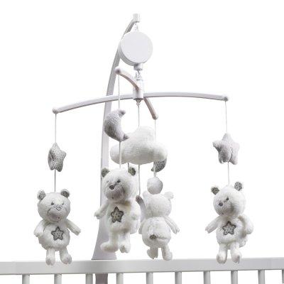 Mobile bébé musical céleste Sauthon baby deco