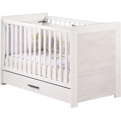 Chambre bébé trio zen rivage Sauthon meubles