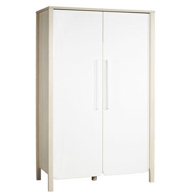 Chambre bébé trio nest lit + commode + armoire Sauthon meubles