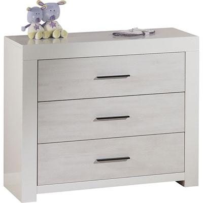 Commode 3 tiroirs zen rivage Sauthon meubles
