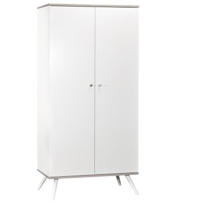 Armoire 2 portes cosy Sauthon meubles
