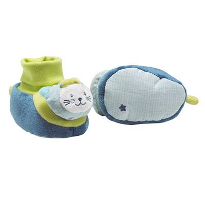 Chaussons bébé patachon Sauthon baby deco