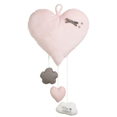 Suspension décorative murale lilibelle Sauthon baby deco