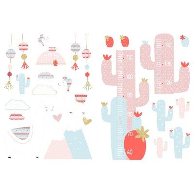 Stickers muraux mila Sauthon baby deco