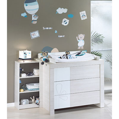 Stickers muraux lazare Sauthon baby deco