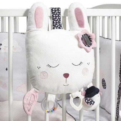 Jouet d'éveil bébé led musical miss chipie Sauthon baby deco