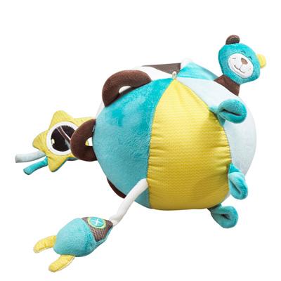 Jouet d'éveil bébé balle paddy Sauthon baby deco
