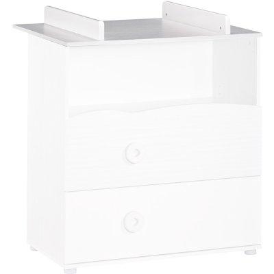 Dispositif à langer petit modèle nino Sauthon meubles