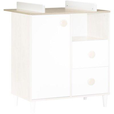Dispositif à langer nils Sauthon meubles