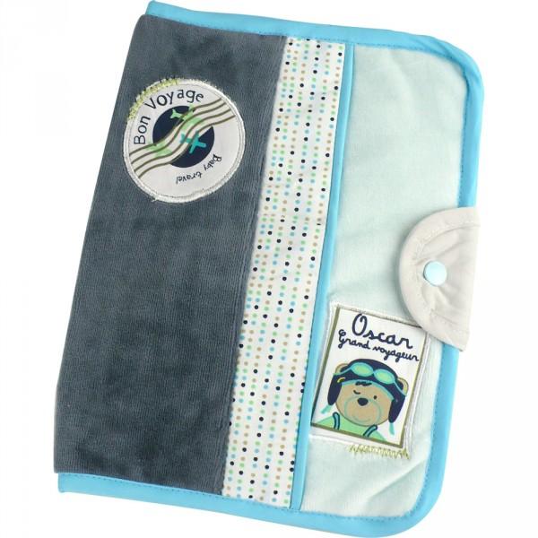 Protege carnet de sante lazare Sauthon baby deco