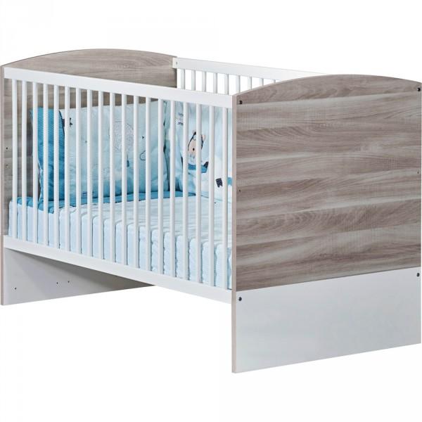 Lit little big bed 140x70cm vintage silex