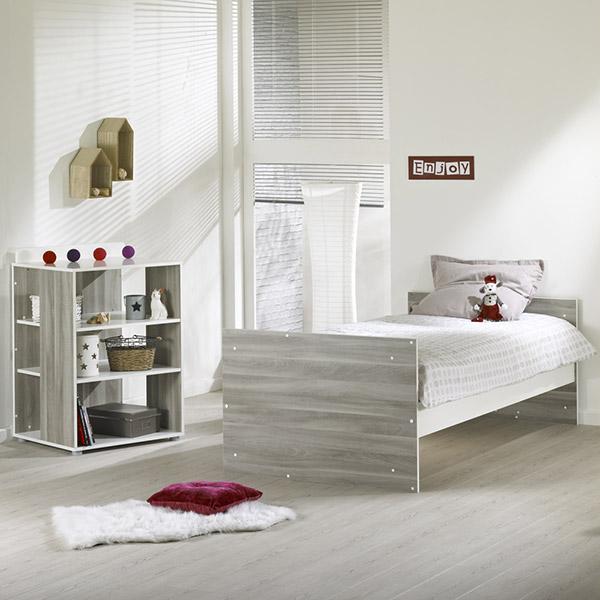 lit chambre transformable 60x120cm loulou 20 sur allob b. Black Bedroom Furniture Sets. Home Design Ideas