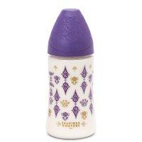 Biberon éthnic 270 ml violet