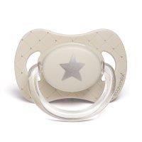 Sucette physiologique silicone 0-6 mois étoile édition limitée