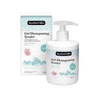 Gel douche shampoing syndet (sans savon) 400 ml