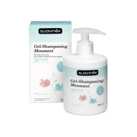 Gel douche shampoing moussant 400 ml