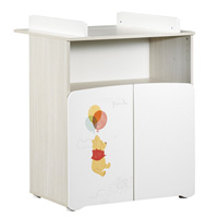 Commode bébé avec dispositif à langer winnie