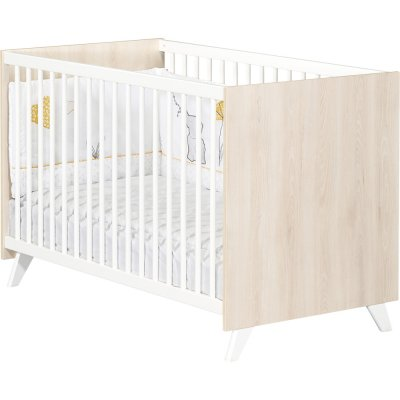 Lit bébé 60x120cm scandi naturel Baby price