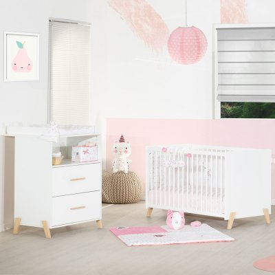 Lit bébé 60x120cm joy naturel Baby price