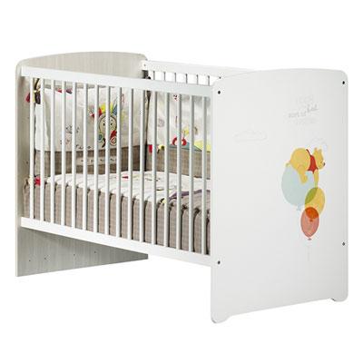 Lit bébé 60x120cm winnie Baby price