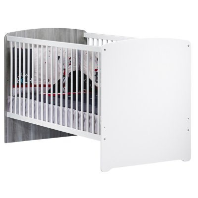 Lit bébé évolutif little big bed 70x140cm nao Baby price