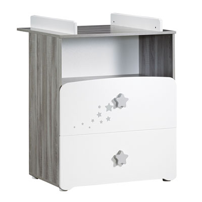 Commode bébé avec dispositif à langer nao Baby price