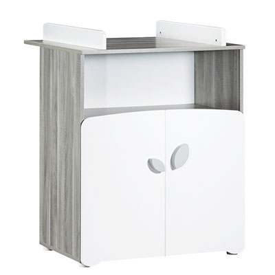 Commode bébé avec dispositif à langer leaf Baby price