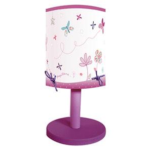 Lampe de chevet prunelle et mademoiselle