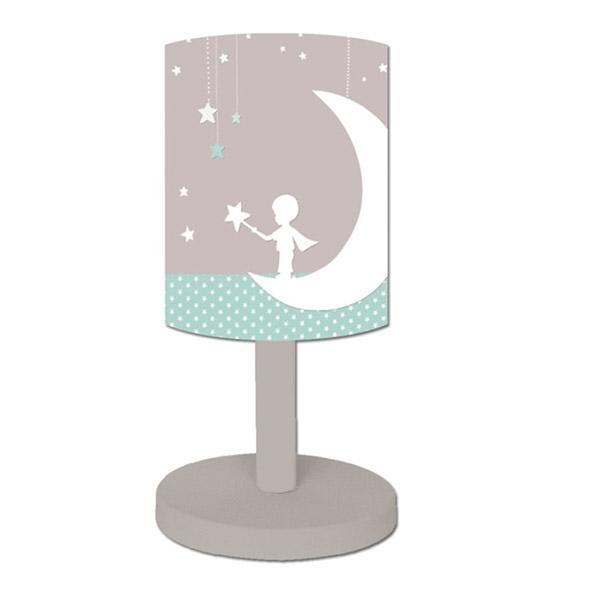 Lampe de chevet petit gar on 5 sur allob b - Lampe chambre bebe garcon ...