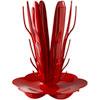 Egouttoir 6 biberons rouge Bellemont