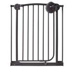 Barrière de sécurité métal taupe 72-78 cm
