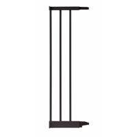 Extension 18.6 cm pour barrière de porte métal noir