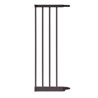 Extension 24.8 cm pour barrière de porte métal taupe