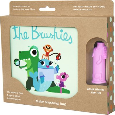 Coffret brosse à dents the brushies The brushies
