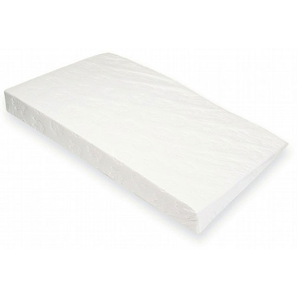 Plan inclin b b m moire de forme bambou d houssable 55 x 35 cm de angelcare - Matelas anti regurgitation ...