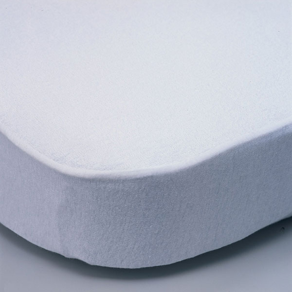 Alèse en bambou 60 x 120 cm blanc Angelcare