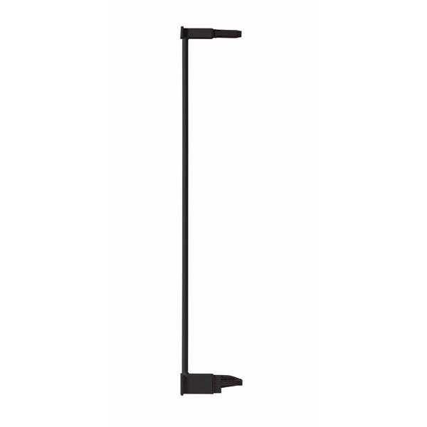 Extension 6.2 cm pour barrière de porte métal noir Bellemont