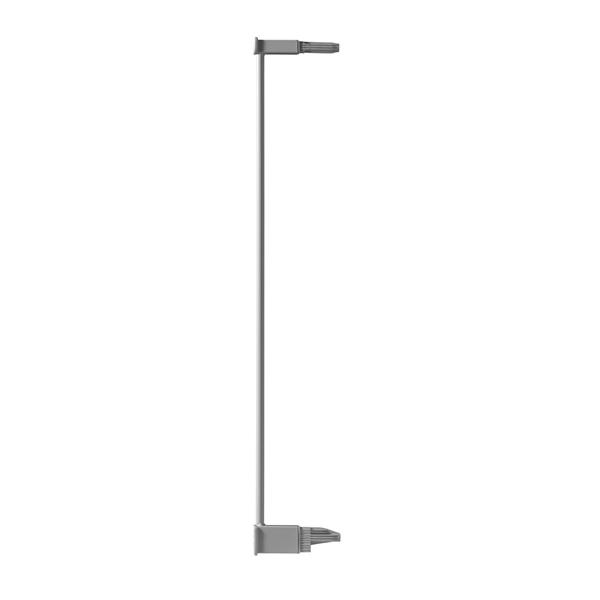 Extension 6.2 cm pour barrière de porte métal gris Bellemont