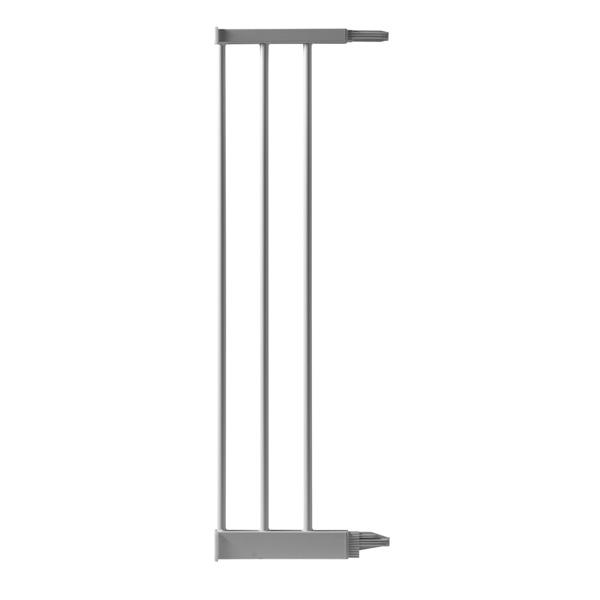 Extension 18.6 cm pour barrière de porte métal gris Bellemont