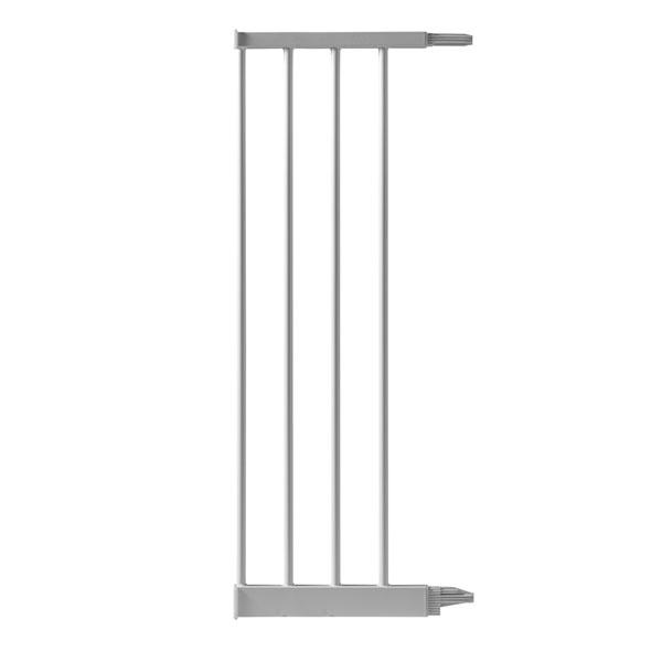 Extension 24.8 cm pour barrière de porte métal blanc Bellemont