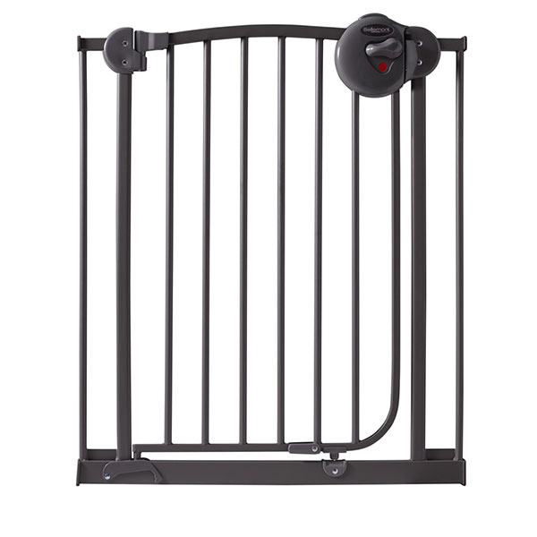 Barrière de sécurité métal taupe 72-78 cm Bellemont