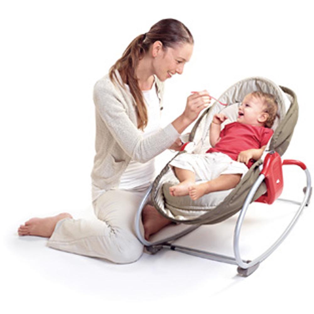 transat bebe rocker napper 3 en 1 taupe 15 sur allob b. Black Bedroom Furniture Sets. Home Design Ideas