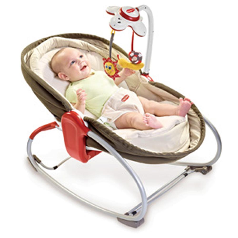 transat bebe rocker napper 3 en 1 taupe 13 sur allob b. Black Bedroom Furniture Sets. Home Design Ideas