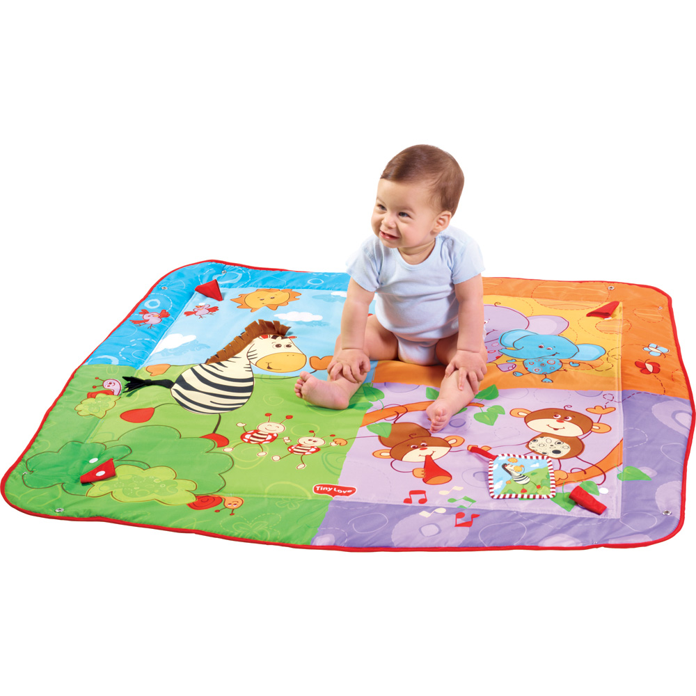 Tiny love tapis d 39 veil gymini move and play de tiny love 2 - Tapis d eveil gymini super deluxe monkey ...